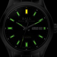 Zegarek męski Ball engineer iii NM2180C-P4C-GY - duże 2