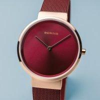Zegarek damski Bering classic 14531-363 - duże 2