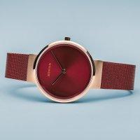 Zegarek damski Bering classic 14531-363 - duże 3