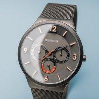 Zegarek męski Bering classic 33441-377 - duże 2