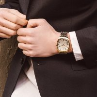 Zegarek męski Bulova classic 97B174 - duże 4