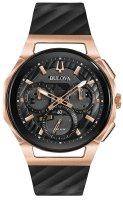 Zegarek męski Bulova chronograph c 98A185 - duże 1