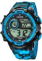 Zegarek męski Calypso digital for man K5723-4 - duże 1