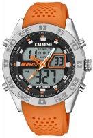 Zegarek męski Calypso versatile for man K5774-1 - duże 1