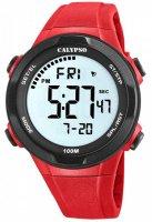 Zegarek męski Calypso digital for man K5780-5 - duże 1