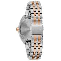 Zegarek damski Caravelle bransoleta 45L180 - duże 3