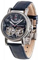 Zegarek męski Carl von Zeyten bernau CVZ0033BL - duże 1