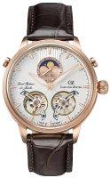 Zegarek męski Carl von Zeyten durbach CVZ0060RWH - duże 1