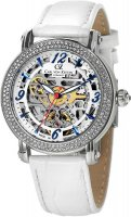 Zegarek damski Carl von Zeyten wolfach CVZ0061WH - duże 1