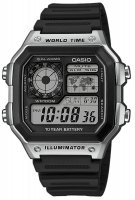 Zegarek męski Casio sportowe AE-1200WH-1CVEF - duże 1