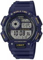Zegarek męski Casio AE-1400WH-2AVEF - duże 1