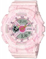 Zegarek damski Casio Baby-G baby-g BA-110PI-4AER - duże 1