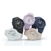 Zegarek damski Casio baby-g BSA-B100-7AER - duże 2