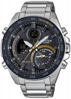 Zegarek męski Casio edifice premium ECB-900DB-1CER - duże 1