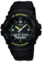 Zegarek męski Casio g-shock G-100-9CMER - duże 1