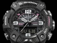Zegarek męski Casio G-SHOCK g-shock master of g GG-B100BTN-1AER - duże 4