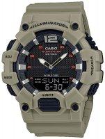 Zegarek męski Casio sportowe HDC-700-3A3VEF - duże 1