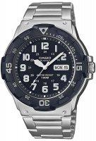 Zegarek męski Casio klasyczne MRW-200HD-1BVEF - duże 1