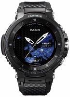 Zegarek męski Casio protrek WSD-F30-BKAAE - duże 1
