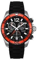 Zegarek męski Certina ds action C013.417.27.207.00 - duże 1