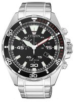 Zegarek męski Citizen chrono AT2430-80E - duże 1