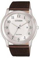 Zegarek męski Citizen elegance AW1211-12A - duże 1