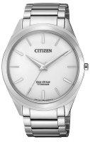 Zegarek męski Citizen titanium BJ6520-82A - duże 1
