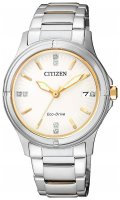 Zegarek damski Citizen elegance FE6054-54A - duże 1