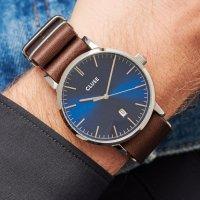 Zegarek męski Cluse aravis CW0101501008 - duże 3