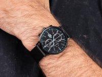 Zegarek czarny Lorus Sportowe RM363FX9 pasek - duże 4