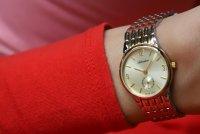 Zegarek damski Adriatica bransoleta A3129.2151Q - duże 3