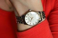 Zegarek damski Adriatica bransoleta A3158.2111Q - duże 2