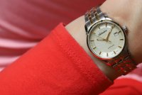 Zegarek damski Adriatica bransoleta A3158.2111Q - duże 3