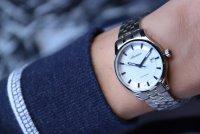 Zegarek damski Adriatica bransoleta A3158.51B3Q - duże 3
