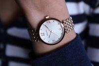 Zegarek damski Adriatica bransoleta A3438.9173Q - duże 2