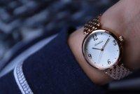 Zegarek damski Adriatica bransoleta A3438.9173Q - duże 3