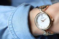 Zegarek damski Adriatica bransoleta A3482.117FQ - duże 3