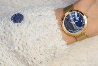 Zegarek damski Adriatica bransoleta A3499.1115Q - duże 3