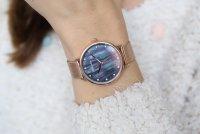 Zegarek damski Adriatica bransoleta A3573.914MQ - duże 2