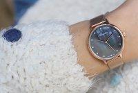 Zegarek damski Adriatica bransoleta A3573.914MQ - duże 3