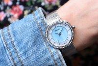 Zegarek damski Adriatica bransoleta A3645.511BQZ - duże 2