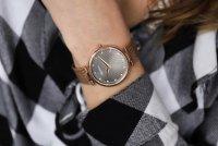 Zegarek damski Adriatica bransoleta A3689.9146Q - duże 4