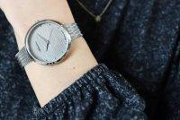 Zegarek damski Adriatica bransoleta A3716.5147Q - duże 2