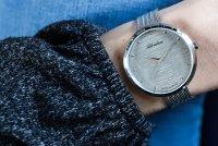 Zegarek damski Adriatica bransoleta A3716.5147Q - duże 3