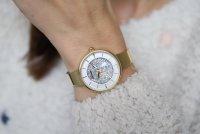 Zegarek damski Adriatica bransoleta A3718.1113Q - duże 2