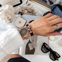 Zegarek damski Adriatica bransoleta A3720.914MQZ - duże 4