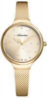 Zegarek damski Adriatica bransoleta A3723.1141Q - duże 1