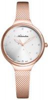 Zegarek damski Adriatica bransoleta A3723.9143Q - duże 1