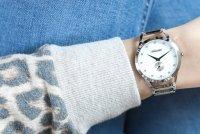 Zegarek damski Adriatica bransoleta A3725.514FQ - duże 3