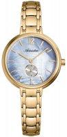 Zegarek damski Adriatica bransoleta A3726.115ZQ - duże 1